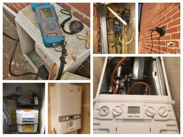 MPE North East Gas Heating Plumbing Electrics Engineer